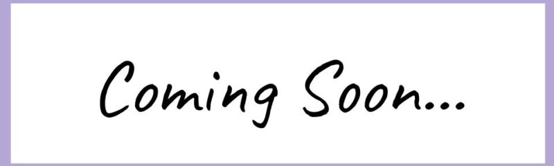 banner that says coming soon